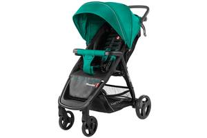 Прогулочная коляска CARRELLO Maestro CRL-1414 Golf Green +дождевик L