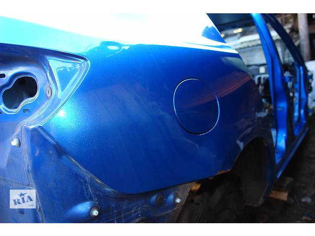 Заднее крыло ланжирон  правое седан Mazda 3 2003-2009- объявление о продаже  в Киеве