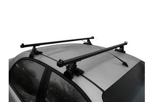 Багажник на крышу Daewoo Lanos (Дэу Ланос) Кенгуру Кемел 120см