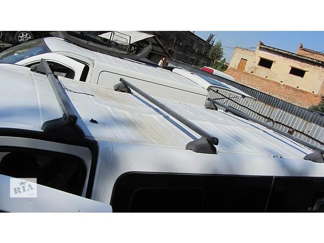 Багажник на крышу Renault Trafic Рено Трафик Opel Vivaro Опель Виваро Nissan- объявление о продаже  в Ровно