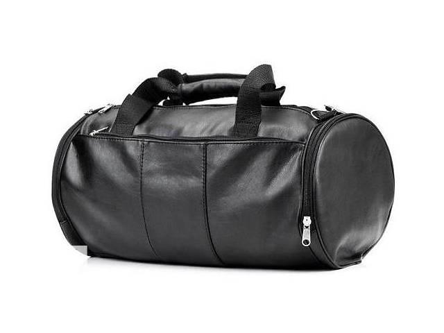 52776363 бу Спортивная сумка бочка, кожаная сумка бочка, сумка для тренировок в  Харькове