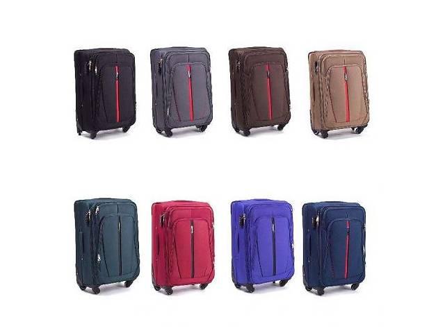 Чемодан валіза на 4-х колесах Wings 1706 всі розміри мала серед велик d0d2ac8e95f