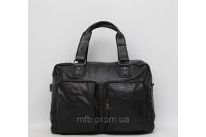 Чоловіча сумка через плече з відділом для ноутбука / Мужская сумка через плечо