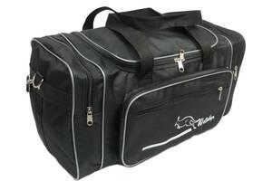 Дорожная сумка Wallaby  черный, 22 л Wllby2686