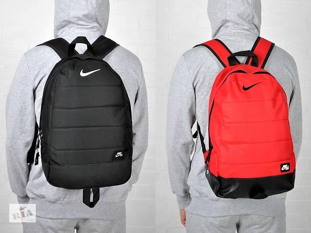 купить бу Качественный спортивный рюкзак Nike Air, городской стиль, два цвета в Ровно