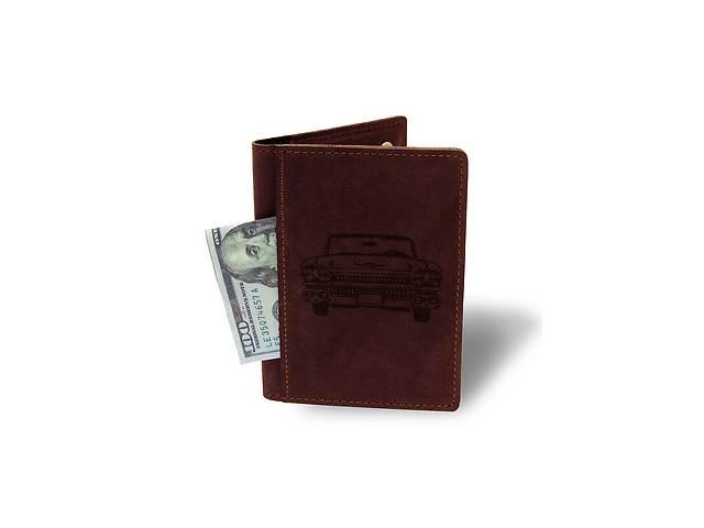 продам Холдер-паспорт Чайка М01 бордовый - 177949 бу в Одессе