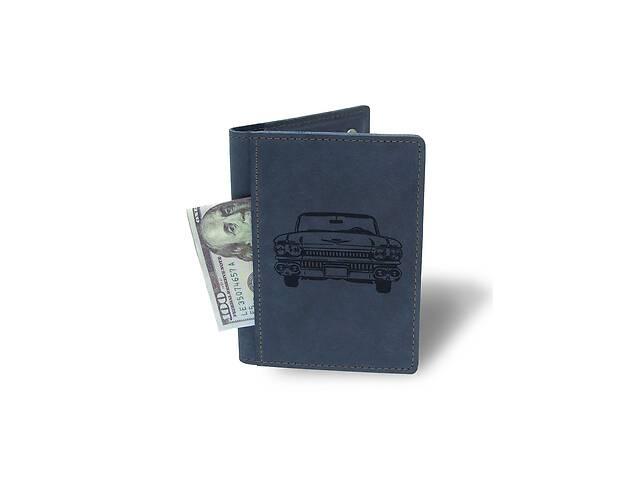 бу Холдер-паспорт Чайка М01 синий - 177981 в Одессе
