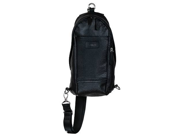 323e3dece4f4 Мужская сумка Valenta кожаная через плечо 30х17х6 см Черный (ВМ7077)-  объявление о продаже