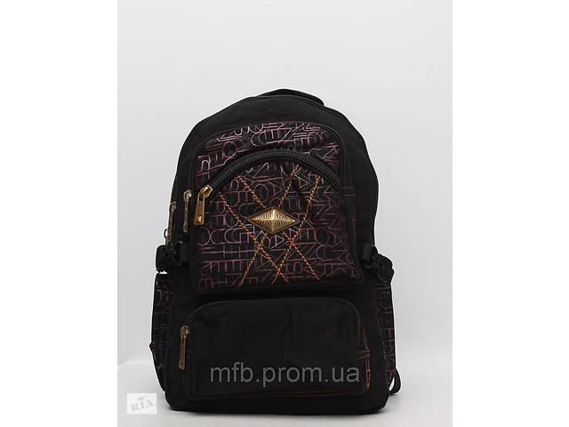 Мужской брезентовый городской повседневный рюкзак Pilot- объявление о продаже  в Дубно
