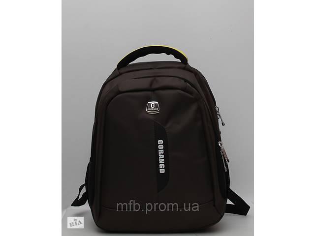 купить бу Мужской повседневный городской рюкзак с отделом под для ноутбук Gorangd в Дубно