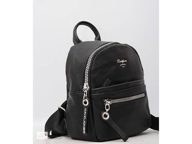 бу Стильный кожаный (кожа искусственная) женский рюкзак David Jones в Дубно