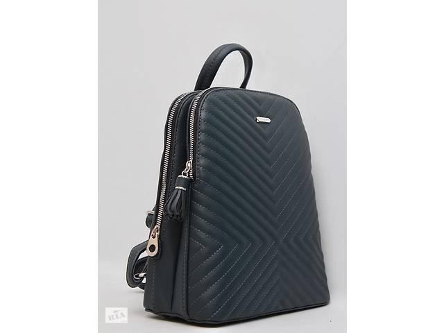 Стильный кожаный (кожа искусственная) женский рюкзак David Jones / Дэвид Джонс- объявление о продаже  в Дубно