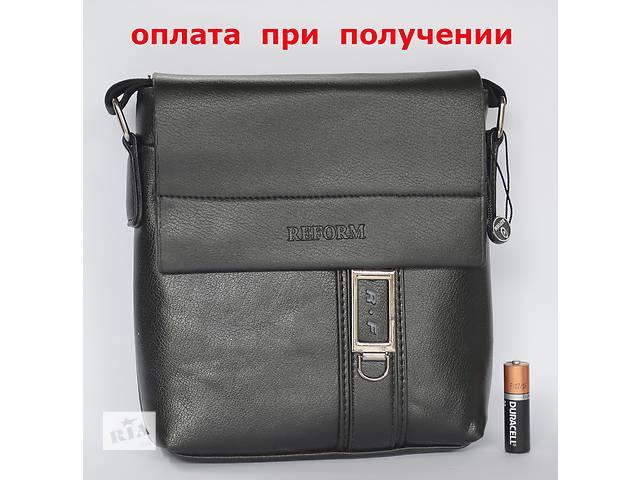 d8675127a3d8 купить бу Сумка рюкзак барсетка мужская кожаная фирменная под Polo, Jeep  REFORM в Бердянске