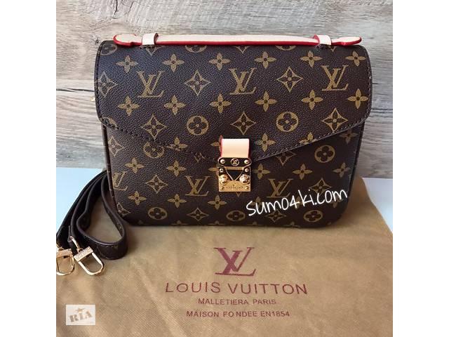 512bfb7ecc9a купить бу Женская сумка Louis Vuitton Pochette Metis Луи Виттон монограм в  Одессе