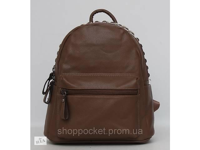 купить бу Жіночий , женский стильный рюкзак из искусственной кожи в Дубно