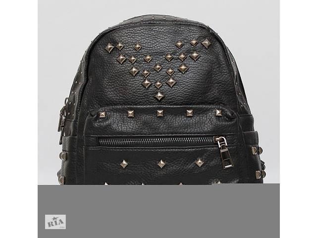 Женский стильный рюкзак из искусственной кожи- объявление о продаже  в Дубно
