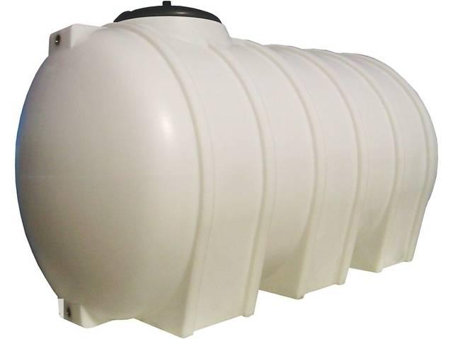 бу Бак, бочка 2000 литров усиленная емкость для транспортировки воды, КАС перевозки пищевая G E в Киеве