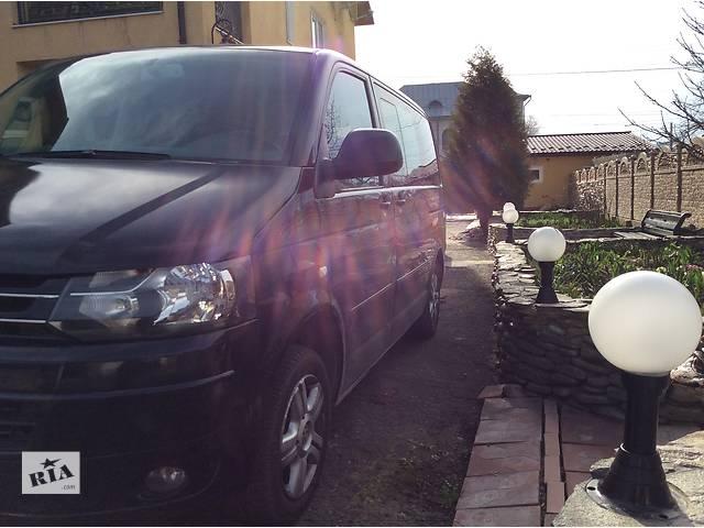 продам  Балка передней подвески для минивена Volkswagen Multivan бу в Киеве