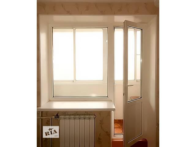 купить бу Балконный блок (выход)  - Акция от производителя в Запорожье
