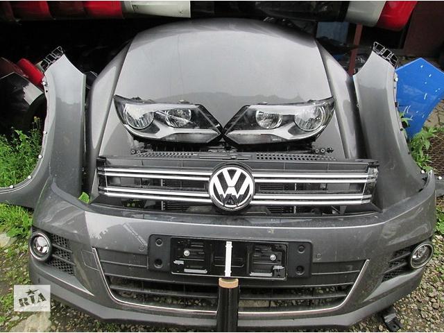 Бампер фара капот крыло радиатор комплектный передок Volkswagen Tiguan 5N0 2012r- объявление о продаже  в Одессе