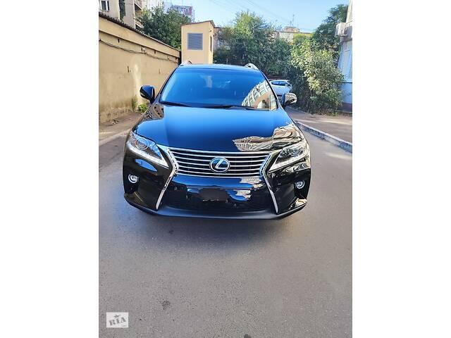 бу Бампер передний для Lexus RX 2013-2015 в Одессе