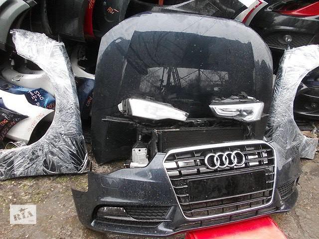 продам Бампер передний для легкового авто Audi A5  A5 S5 RS5 AUDI A5 S-LINE 08-15 морда комплектная запчасти бу в Львове