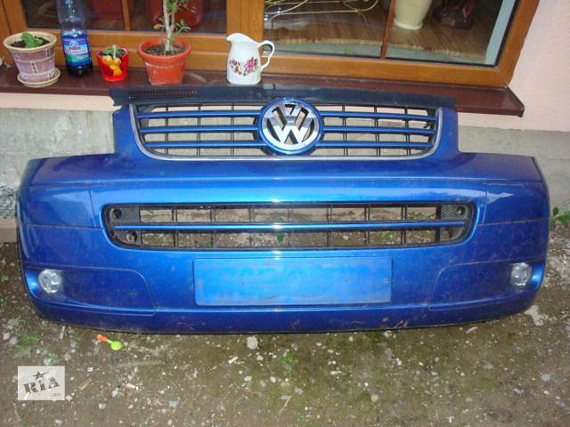 продам  Бампер передний для легкового авто Volkswagen T5 (Transporter) 2008 бу в Хусте