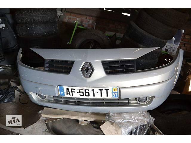 продам бампер передний для Renault Megane бу в Ивано-Франковске