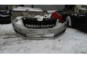 Бамперы передние Skoda Octavia A7