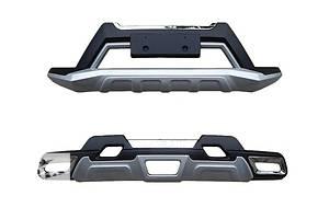 Нові бампери передні Nissan X-Trail