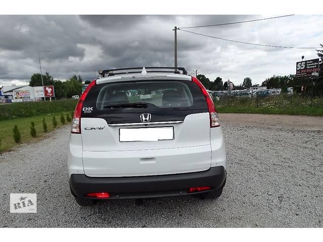 Бампер задний для Honda CR-V 2013- объявление о продаже  в Львове