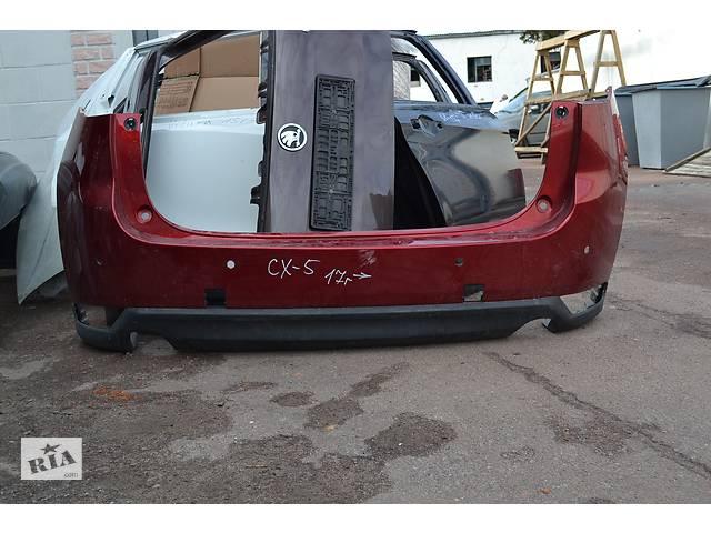 купить бу Бампер задний для Mazda CX-5 Lift в Белой Кринице