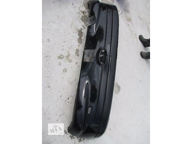 бу бампер задний для Peugeot 206, 1998-06 в Львове
