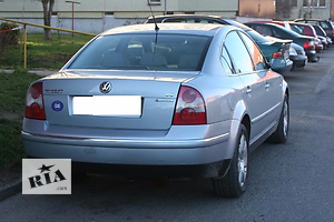 б/у Бамперы задние Volkswagen Passat B5