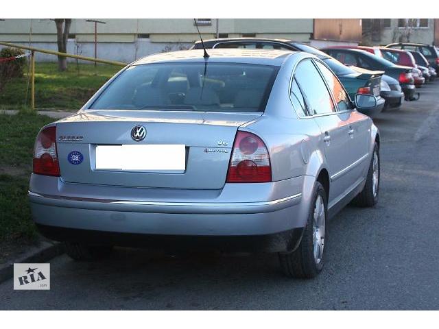 продам Бампер задний для седана Volkswagen B5 2001 бу в Львове