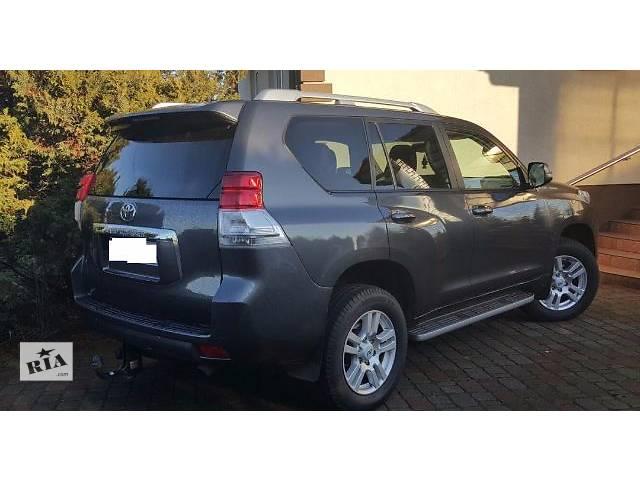 продам Бампер задний для Toyota Prado 150 2013 бу в Львове
