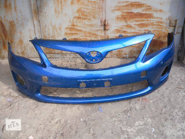 продам Бампер передний Toyota Corolla 2010 бу в Харькове