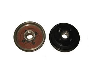 Барабан тормозной задний (abs) (2 подшипника) на GEELY CK, Джили СК