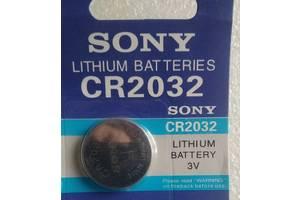Літієва Батарейка SONY CR2032 3 (Таблетка для материнської плати)