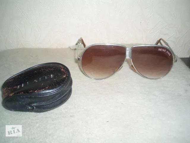 бу АКЦИЯ! Очки Б\У солнцезащитные очки солнцезащитные FERARRI в Тернополе