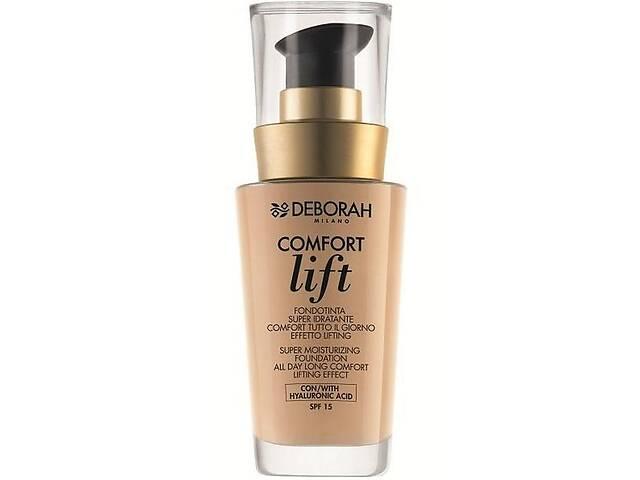Deborah comfort lift foundation тональний крем