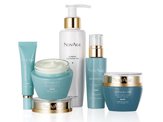 Комплексный уход против первых возрастных признаков NovAge Skinergise Ideal Perfection- объявление о продаже  в Мелитополе