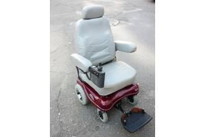 Крісло-коляска з електроприводом Chauffeur mobility