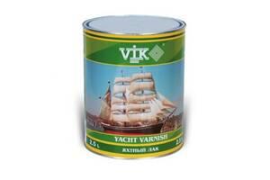 Лак яхтный VIK  2.5 л Прозрачный (1-07-02-18)