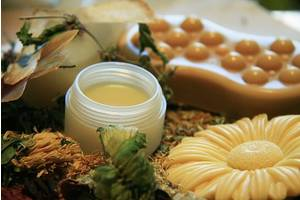 Лечебные мази и крема