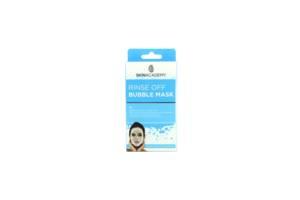 Маска для лица Skin Academy Bubble Mask 3 шт