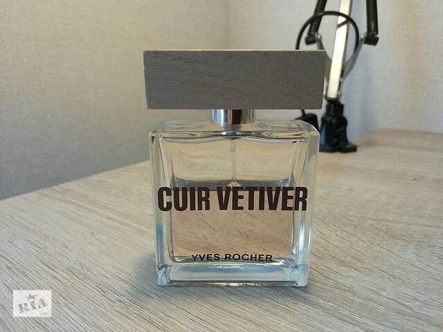 купить бу Мужские духи Yves Rocher Cuir Vetiver в Киеве