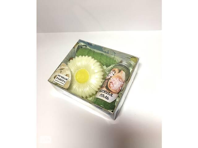 продам Набор мыла весенний Ромашка бу в Львове