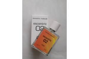 Парфюмированная вода (тестер) Escentric Molecules 02 унисекс