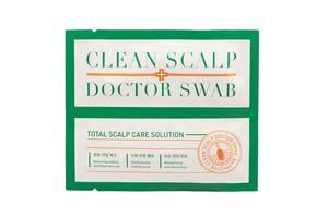 Пилинг-палочки для кожи головы A pieu Clean Scalp Doctor Swab, 10 мл